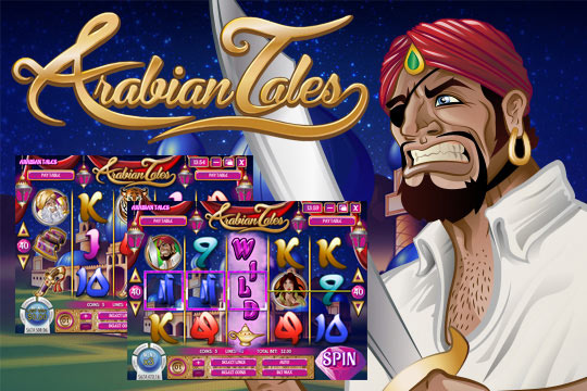 Arabian Tales Slot Machine