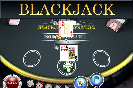 Blackjack Table Game
