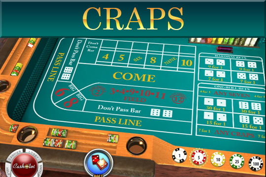Craps Table Game