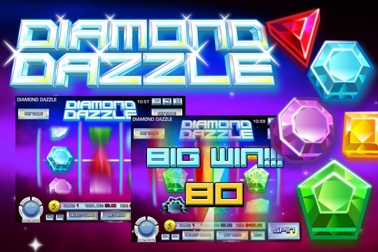 Diamond Dazzle 3-reel Slot