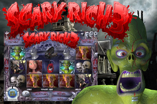 Scary Rich 3 5-Reel Slot