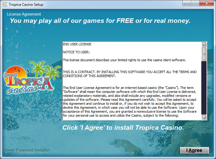 Online Casino Getting Started 1